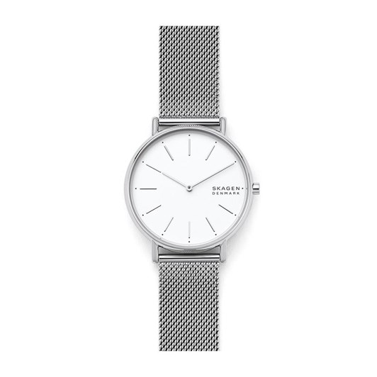 Skagen Signatur Silver-Tone Analogue Watch SKW2785