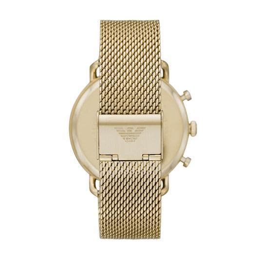 Emporio Armani Aviator Gold Chronograph Watch AR11315