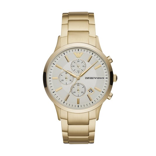 Emporio Armani Renato Gold Chronograph Watch AR11332