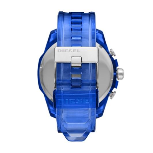 Diesel Mega Chief Blue Chronograph Watch DZ4531