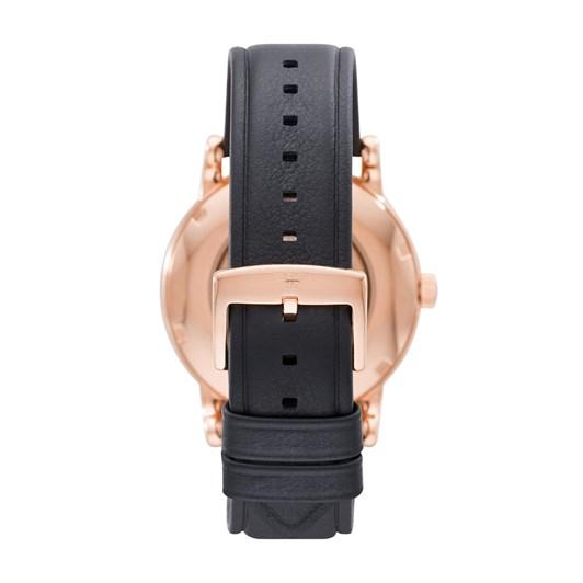 Emporio Armani Luigi Black Analog Watch AR60031