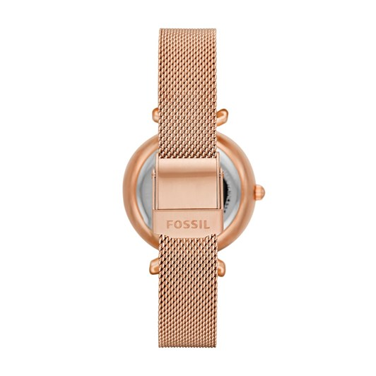 Fossil Carlie Mini Me Rose Gold Analog Watch ME3188