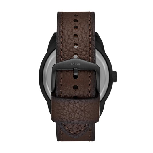 Fossil Bronson Twist Brown Analog Watch ME1172