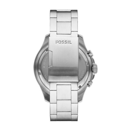 Fossil Fb - 03 Silver Chronograph Watch FS5767