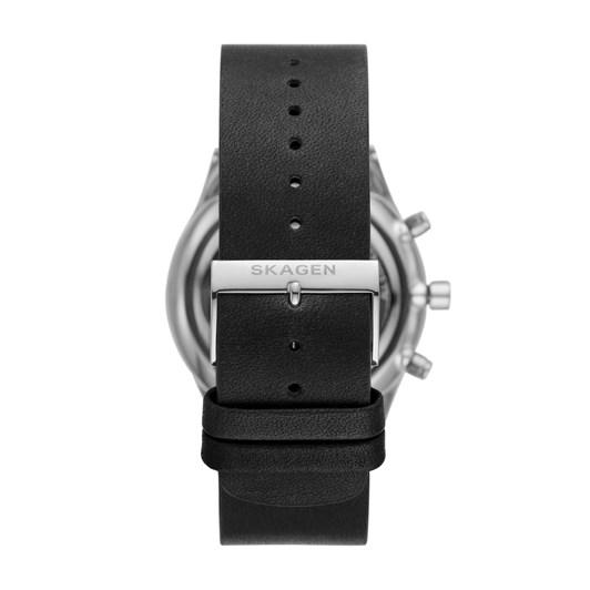 Skagen Holst Black Chronograph Watch SKW6677