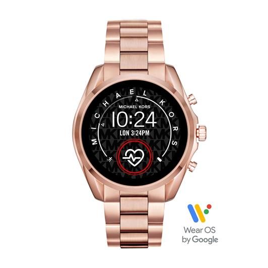 Michael Kors Bradshaw 2 Rose Gold Digital Smartwatch MKt5086