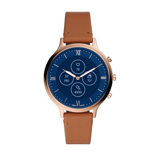 Fossil Charter Hybrid Smartwatch Brown Analog Smartwatch Ftw7033