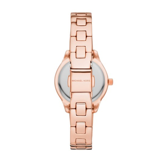 Michael Kors Liliane Rose Gold Analogue Watch MK4558