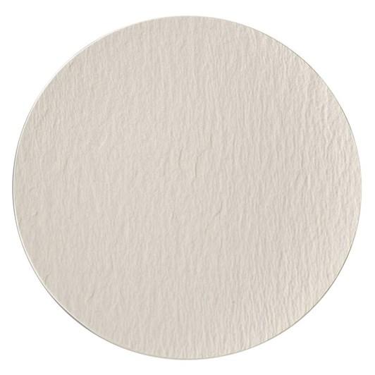 Villeroy & Boch Manufacture Rock Gourmet Plate Blanc 31cm