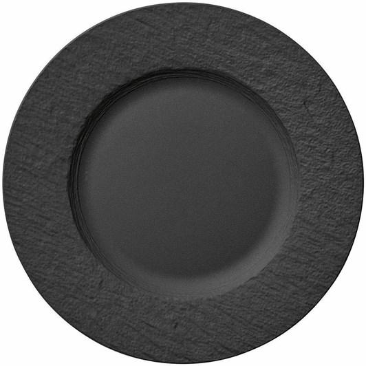 Villeroy & Boch Manufacture Rock Dinner Plate 27cm
