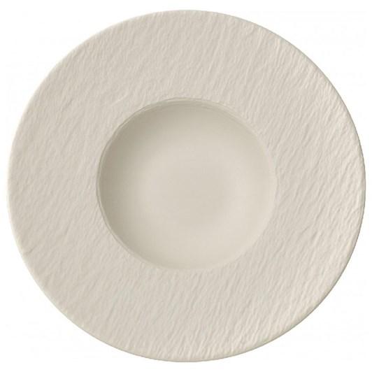 Villeroy & Boch Manufacture Rock Blanc' Pasta Plate 29 cm
