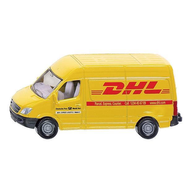 Mercedes Sprinter DHL Post Van