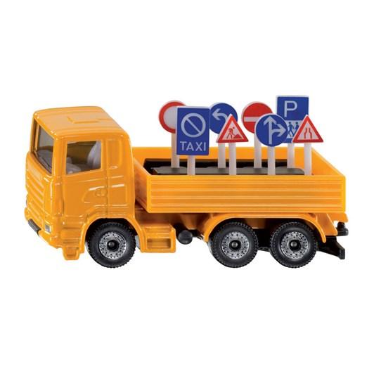 Siku - Toy Vehicle - Road Maintenance Lorry