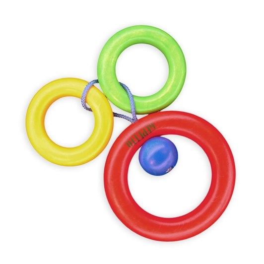 Gepetto Combination Teething Rings