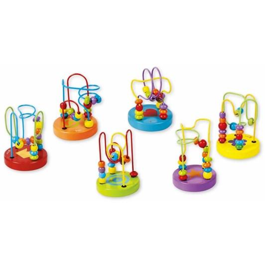 Baby First Mini Bead Coaster