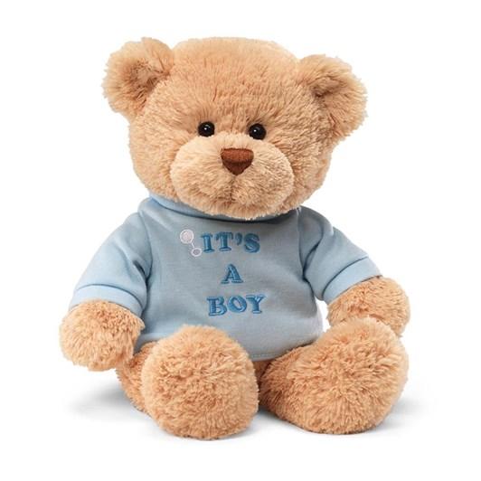 Jasnor Msg Bear It'S A Boy