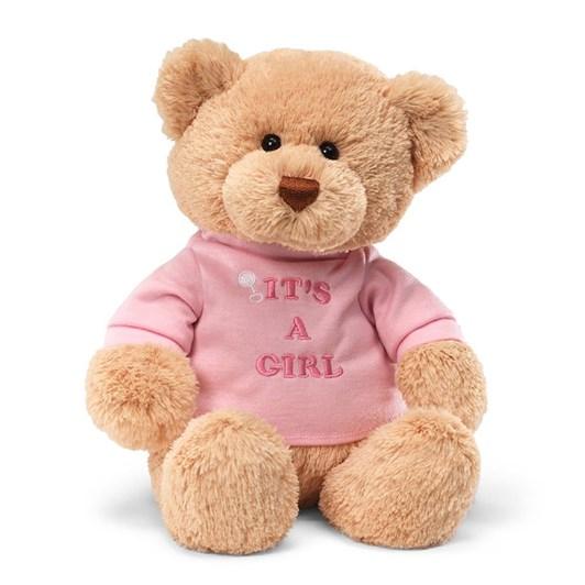 Jasnor Msg Bear It'S A Girl