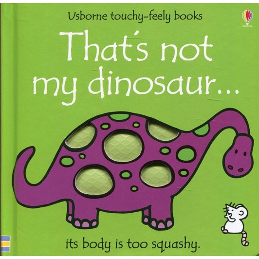 Thats Not My Dinosaur Book