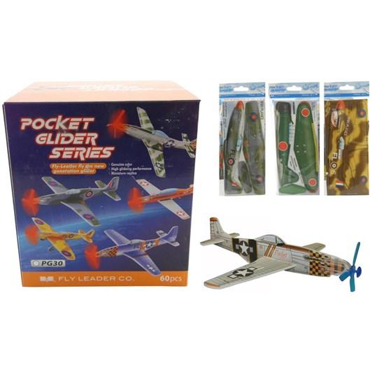 SSS Pocket Gliders