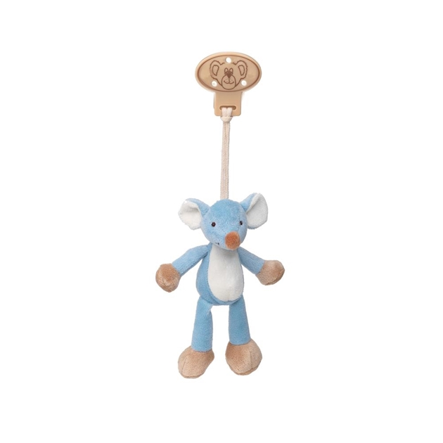 Teddykompaniet Mouse Clip -
