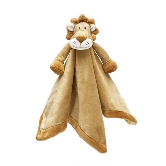 Teddykompaniet Wild Lion Cuddle Blanket