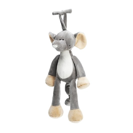 Teddykompaniet Wild Musical Elephant