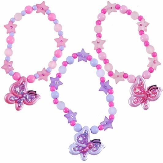 Sweetpea Sparkle Butterfly Bracelet