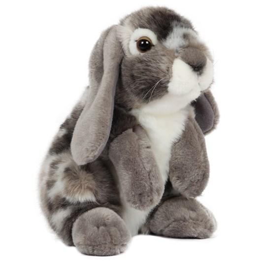 Antics Nibbles Brown/Grey Rabbits