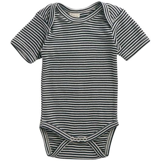 Nature Baby Organic Cotton S/S Bodysuit
