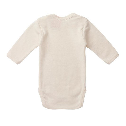 Nature Baby Organic Cotton L/S Bodysuit