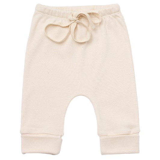 Nature Baby Organic Cotton Drawstring Pant