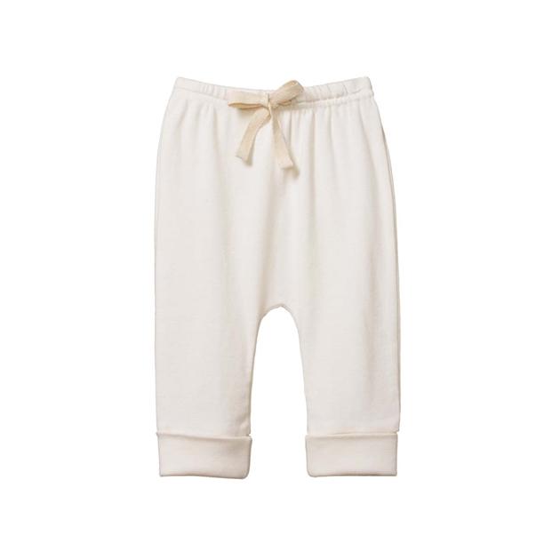 Nature Baby Organic Cotton Drawstring Pant -