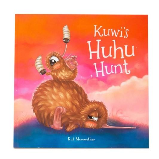 Kiwi's Huhu Hunt