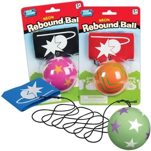 SSS Neon Rebound Ball