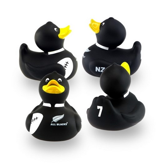 Antics Bath Duck - All Blacks