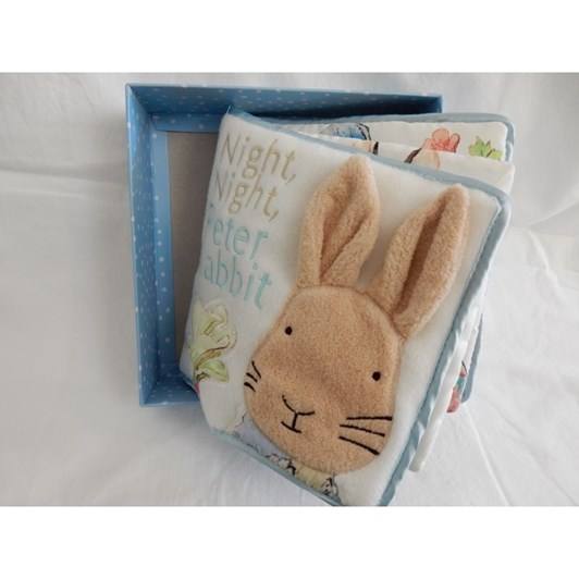 Peter Rabbit Night Night Snuggle Book