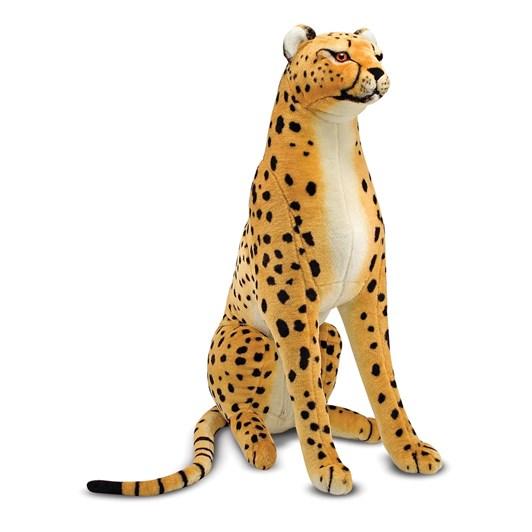 Melissa & Doug Giant Stuffed Cheetah - Plush