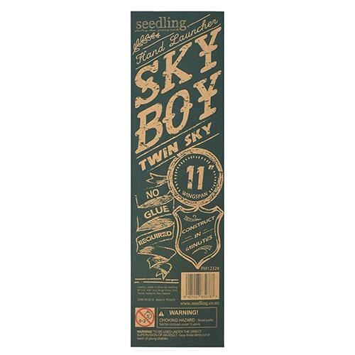 Seedling Sky Boy Twin Sky Glider