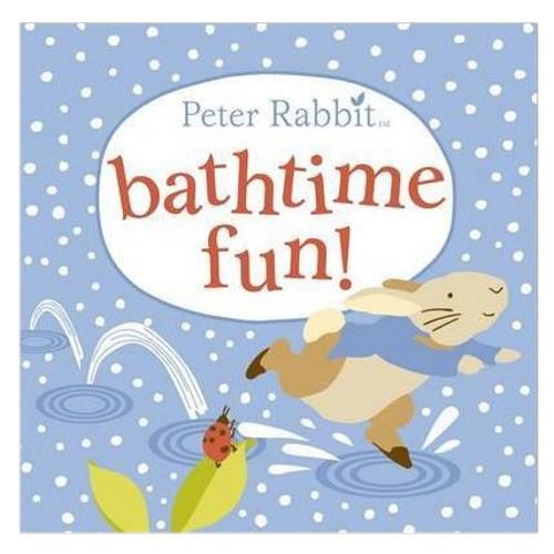 Peter Rabbits Bathtime Fun