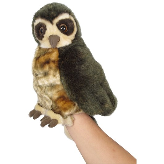 Antics Morepork Puppet - With Sound