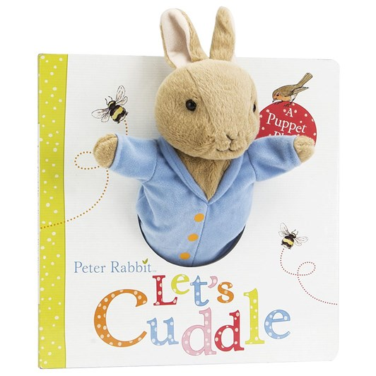 Peter Rabbit Lets Cuddle Book