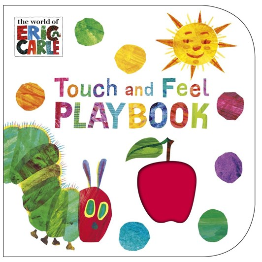 Very Hungry Caterpillar Touch & Feel Book