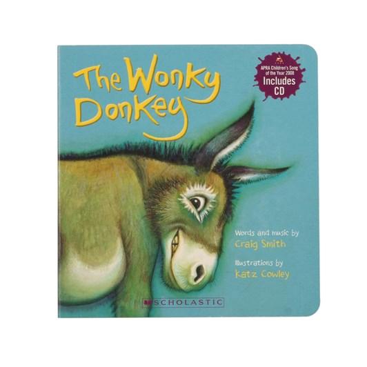 Wonkey Donkey Board Book