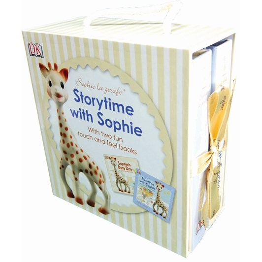 Sophie La Giraffe Storytime With Sophie