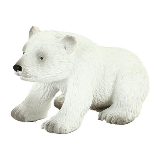 Mojo Polar Bear Cub - Sitting