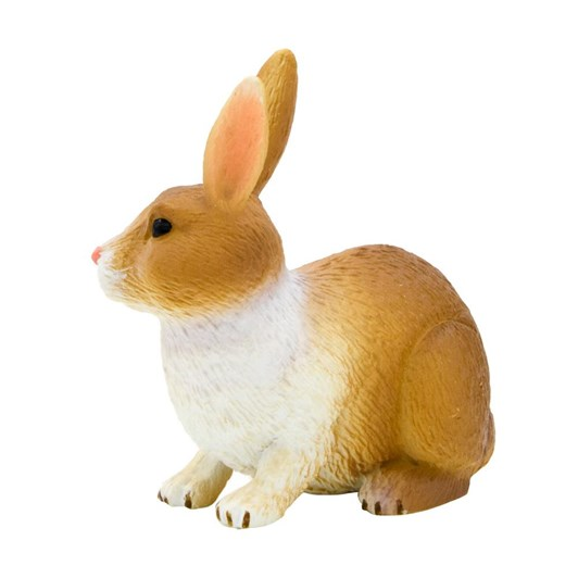 Mojo Rabbit - Brown-White