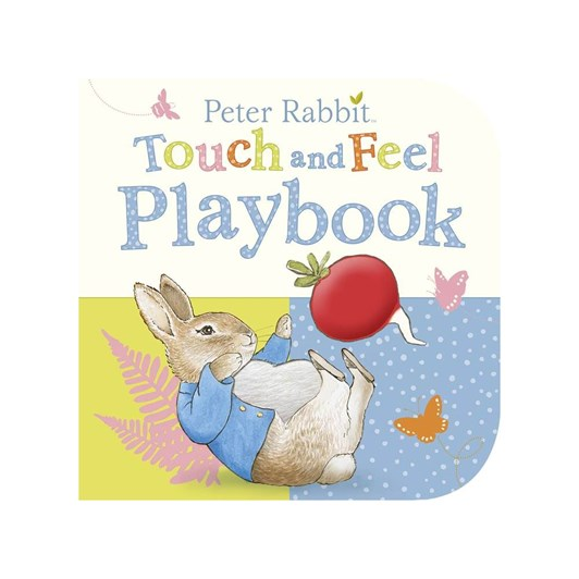 Beatrix Potter Touch & Feel Book