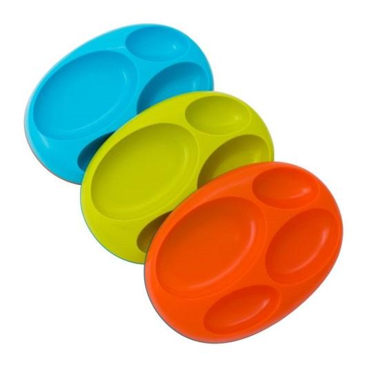 Boon Platter 3Pk - Boy