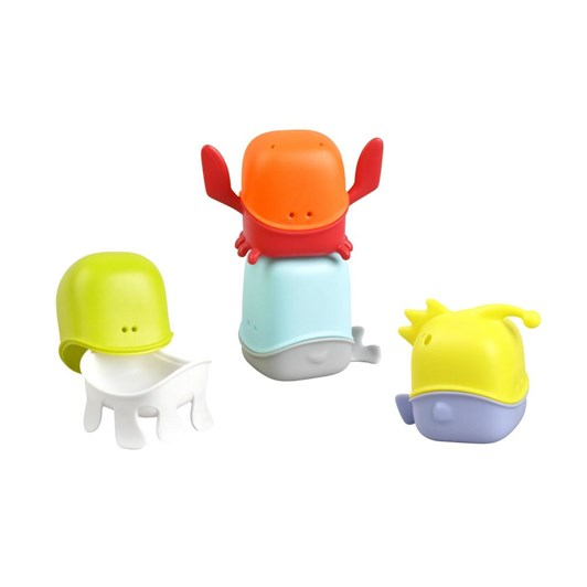 Boon Creatures Bath Toy Cup Set