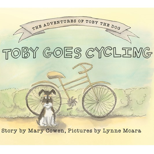 Toby Goes Cycling